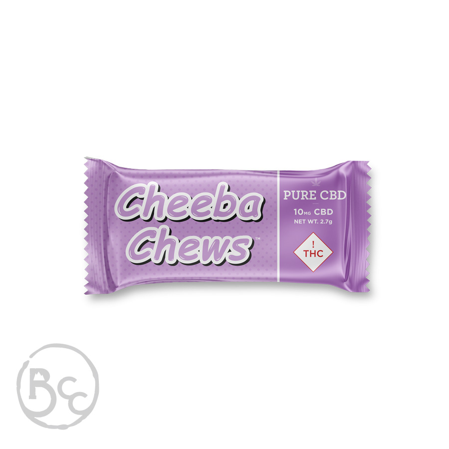 Cheeba Chews 10mg CDB Singles