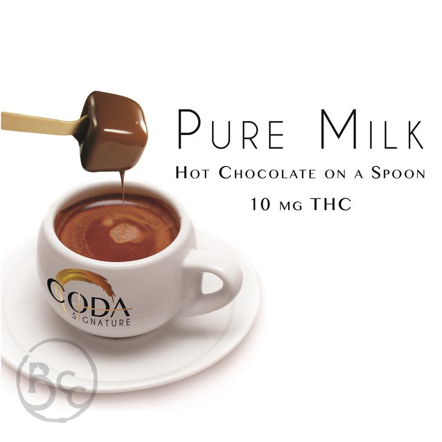 CODA Hot Coco 10mg