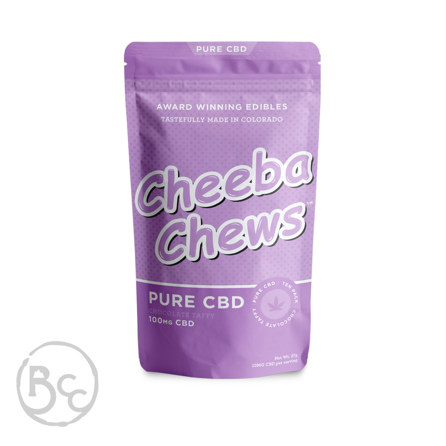 Cheeba Chews CBD 80mg