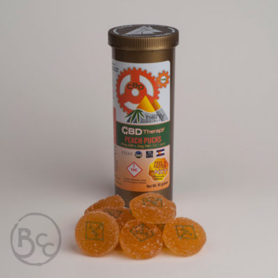 Highly Edibles 200mg CBD 20mg THC