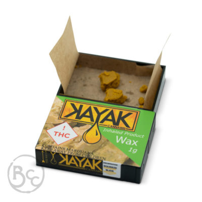 Wax from Kayak 1g - Hybrid
