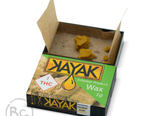 Wax from Kayak 1g – Hybrid