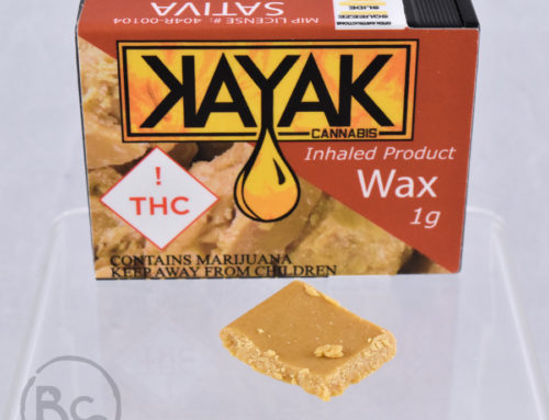 Wax from Kayak 1g – Sativa